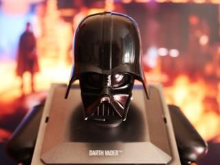Casco Oficial Darth Vader - Star Wars Escala 1:5 Deagostini