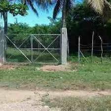 Solar Con Casa En La Playa De Najayo