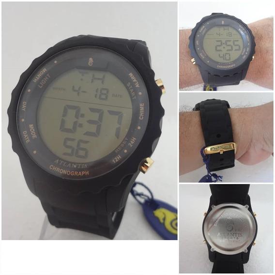 Relógio Digital Masculino Esportivo A Prova D