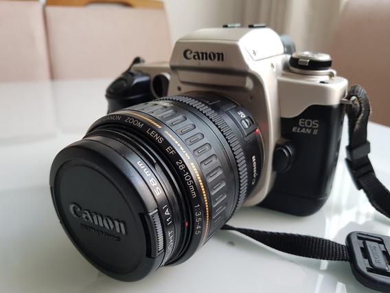 Máquina Fotográfica Analógica (filme 35mm) Canon Eos Elan Ii