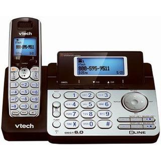 Vtech Ds6151 Dect 6.0 Teléfono Inalámbrico Expansible De 2 L