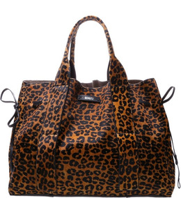 Shopping Maxi Bag Animal Print. Bolsa Schutz Original