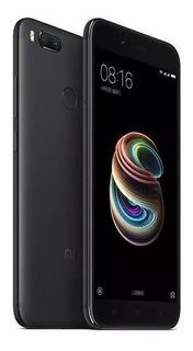 Smartphone Celular Xiaomi Mi A1 64gb 4gb Preto Lacrado Novo