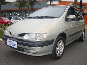 Renault Scenic 2.0 Rxe 5p Bancos De Couro