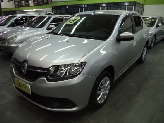 Renault Logan 1.6 Expression Hi-power Completo 2015
