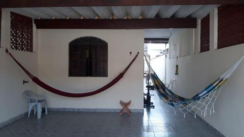 Imagem 1 de 9 de Casa Para Venda Em Itanhaém, Belas Artes, 2 Dormitórios, 1 Suíte, 1 Banheiro, 2 Vagas - It926_2-1156544