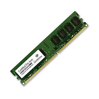 Memoria,certificado Para Memoria Acer 4 Gb Ddr3-1333 Pc3..