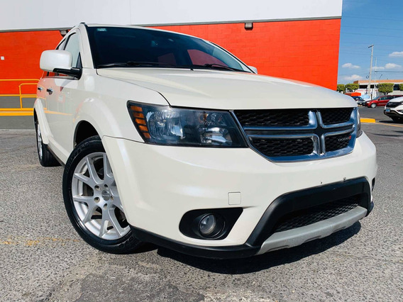 Dodge Journey 3.6 R-t Nav Dvd Mt 2015 Autos Usados Puebla