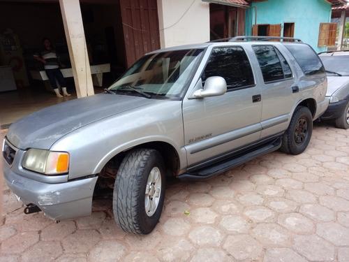 Chevrolet Blazer Antiga