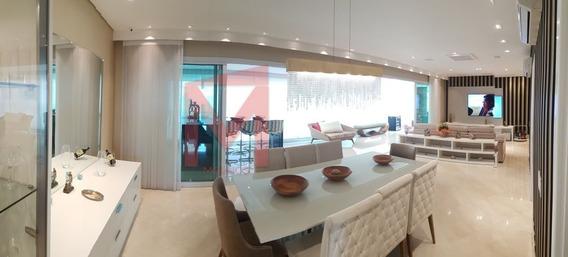 Apartamento A Venda No Bairro Jardim Anália Franco Em São - Mc252-1