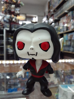 Funko Pop Marvel Collector Corps Morbius #104 Exclusive