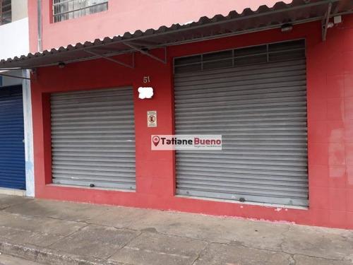 Imagem 1 de 6 de Ponto Para Locação - Conjunto Residencial Trinta E Um De Março - São José Dos Campos/sp - Pt0014