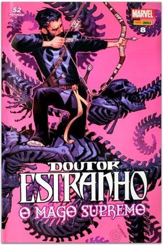 Hq Doutor Estranho: O Mago Supremo/ Panin
