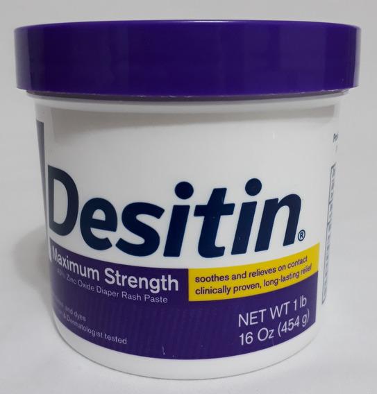 Desitin Roxa, Maximum Strength, Original, Pronta Entrega