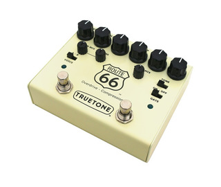Pedal Truetone V3rt66 Route 66 Overdrive - Compression