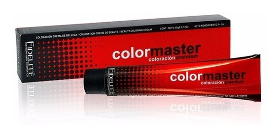 Tintura Colormaster - Fidelite X 60 Gr