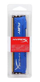 Memoria Desktop Hyperx Fury 4gb Ddr3 1600mhz Hx316c10fb/4