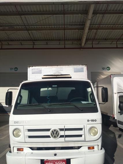 Volkswagen Delivery 8150 Com Serviço