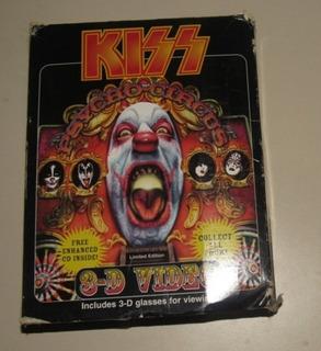 Kiss Psycho Circus Vhs