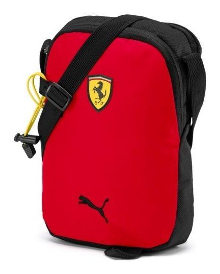 Mariconera Puma Ferrari Roja 076679 01