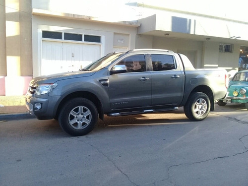 Ford Ranger Limited At. Año 2013!!!