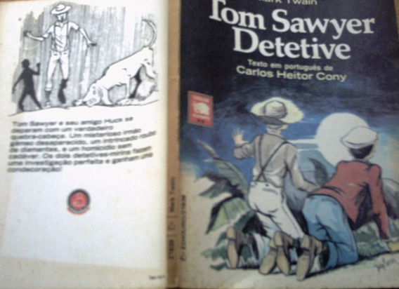Tom Sawyer Detetive, De Mark Twain
