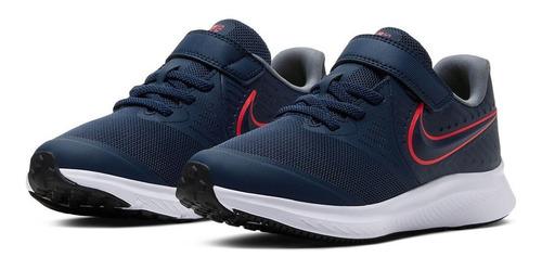 Sociología Violar Christchurch  Zapatillas Nike Star Runner Para Niños/ 28 Al 34 - Oferta | Mercado Libre