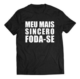 Camisas Com Frases Fodas No Mercado Livre Brasil
