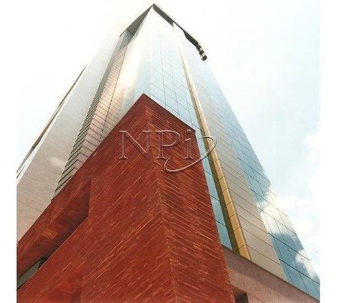 Edificio Itaju - Salas Comerciais Para Locacao No Brooklin L Npi Imoveis - L-3013