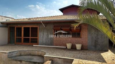 Casa Residencial À Venda, Jardim Dos Ipês, Ipeúna. - Ca0310