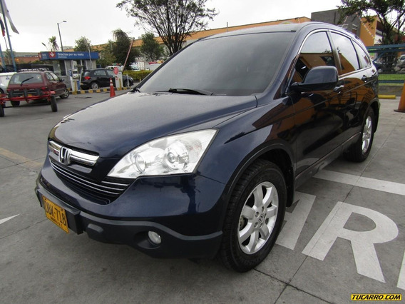 Honda Cr-v Ex At 2400