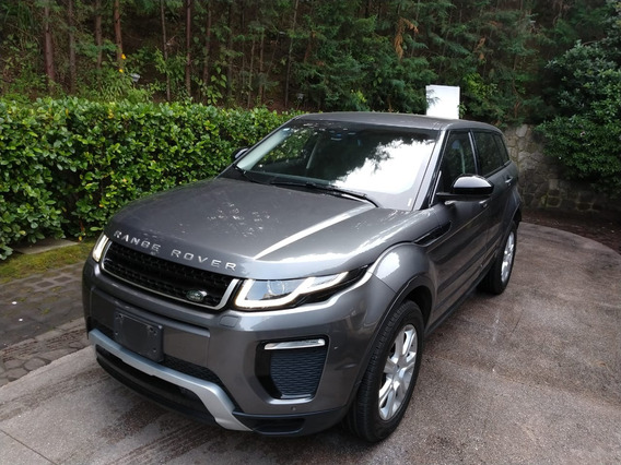 Land Rover Evoque 2.0 Se Dynamic At Blindaje Nivel Iii Plus