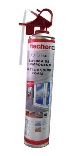 Espuma Poliuretano Expandido Fischer Pu 1/750 X   Uni