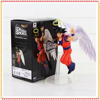 Boneco Dragonball Z Son Goku + Cell Figura De Ação