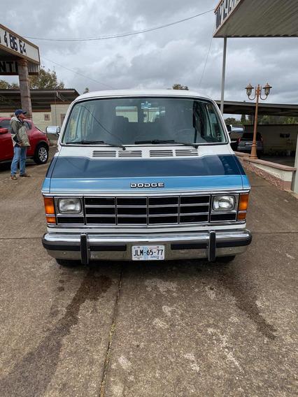 Dodge Ram Wagon Van Wagon