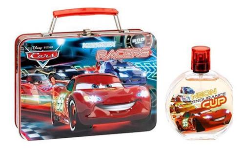 Perfume Disney Cars Eau De Toilette Mas Valija De Metal
