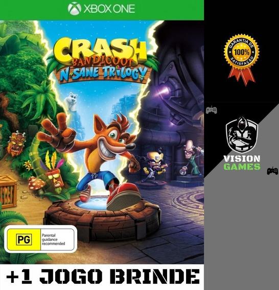 Crash Bandicoot N. Sane Trilogy - Xbox One M. Digital