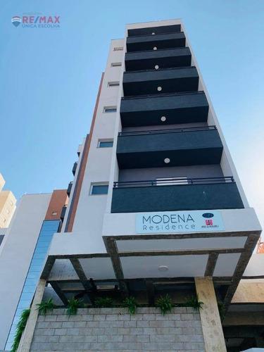 Apartamento Para Alugar, 62 M² Por R$ 1.200,00/mês - Vila Jardini - Sorocaba/sp - Ap2842