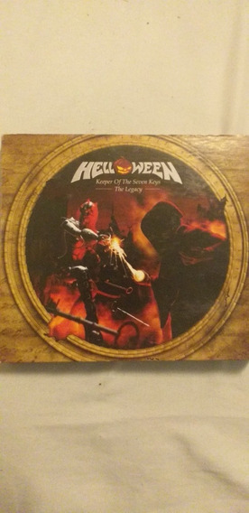 Helloween : Keeper Of The Seven Keys , The Legacy