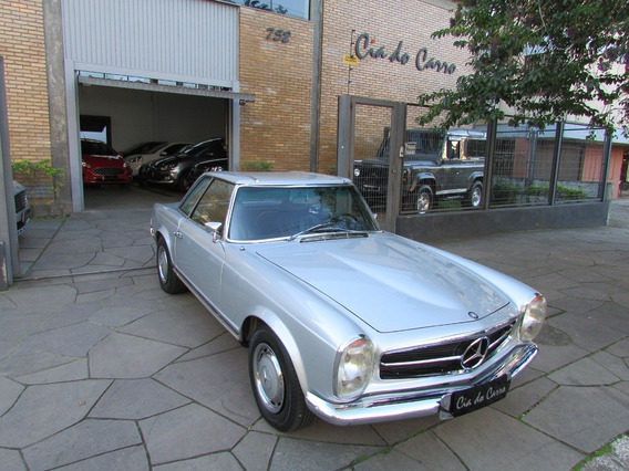 Mercedes Pagoda 280 Sl, 1971, Câmbio Manual