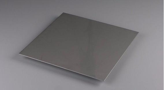 Lámina Acero Inoxidable 304 Cal.20 (0.9mm) (30cm X 30cm)