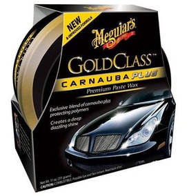 Cera Gold Class Pasta Meguiars G7014 O Melhor Preço
