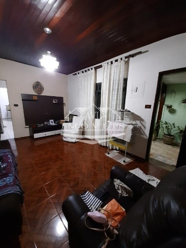 Imagem 1 de 19 de Casa Térrea Para Venda No Bairro Vila Libanesa, 3 Dorm, 1 Suíte, 5 Vagas, 170 Mts M - 1008