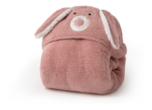 Imagen 1 de 10 de Bolsa Dormir Infantil Palette Flannel Fleece Con Corderito