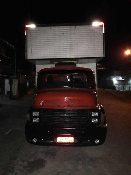 Mercedes 1113 Truck Bau Muito Bom, Caminhão Faz Linha