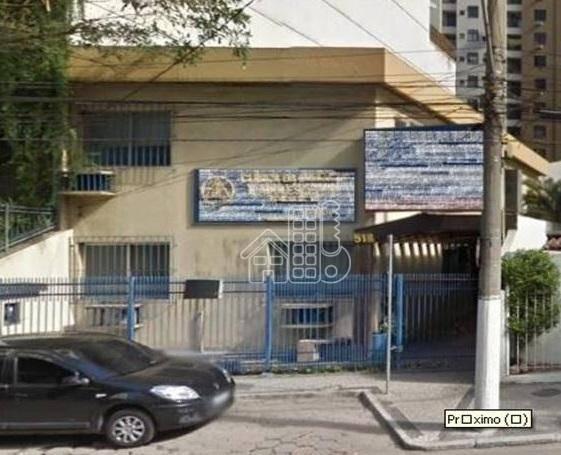 Casa Comercial Para Alugar, 400 M² Por R$ 12.000/mês - Icaraí - Niterói/rj - Ca0839