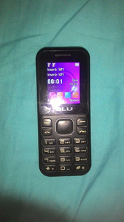 Celular Blu Z3 Z090 Tela 1.8 Dual Chip Bluetooth Radio Fm