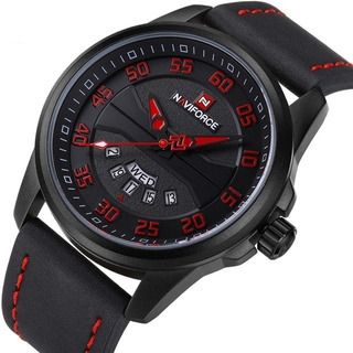 Reloj Para Hombre Naviforce Cuarzo Reloj Deportivo Casual