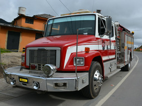 Camión Bomberos Freightliner Motor Diesel