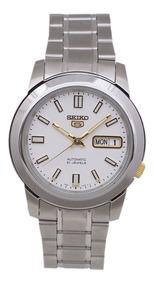 Relógio Seiko 5 Automático Masculino Snkk07k1